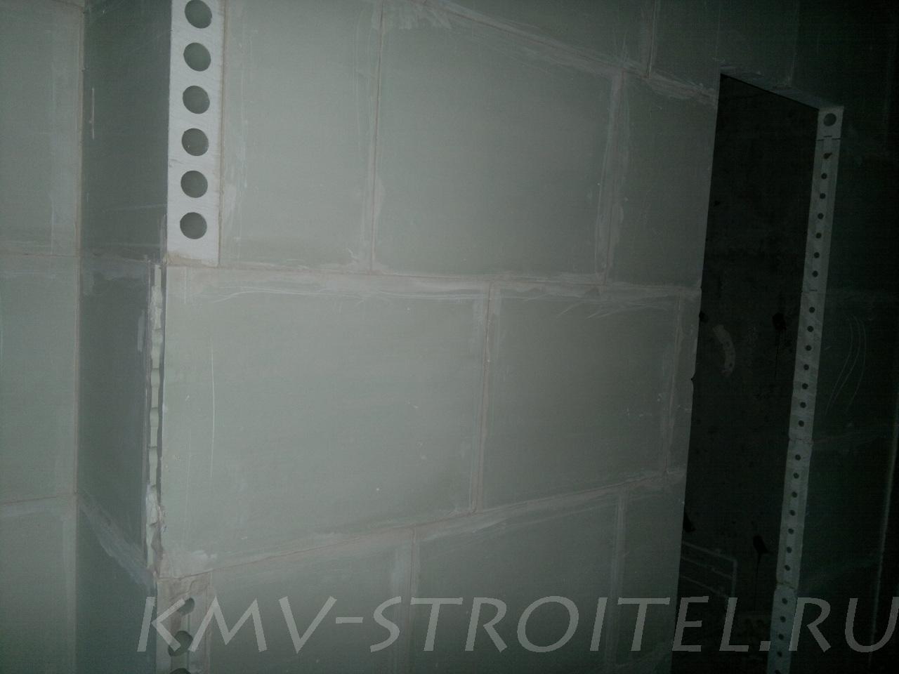 Пазогребневые плиты (ПГП) 52