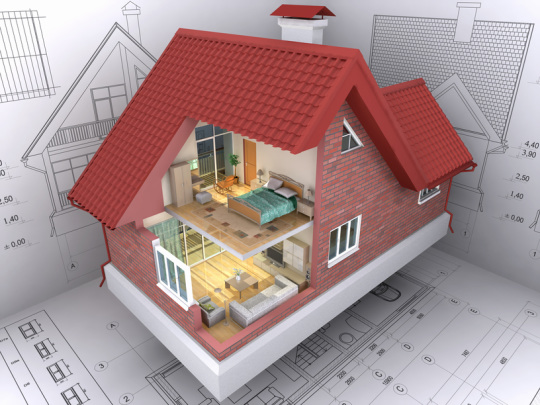 Как сделать дешево дом